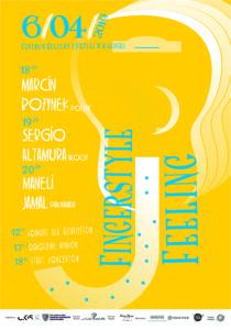 Fingerstyle Feeling Festival – festiwal gitary akustycznej