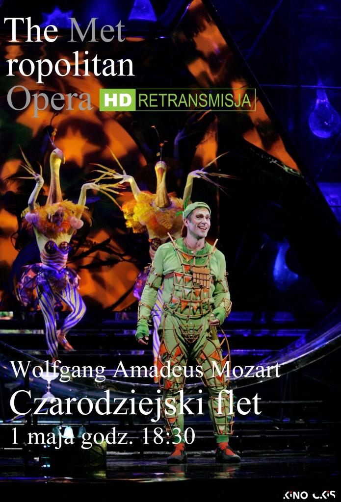 "Nathan Gunn as Papageno in Mozart's ""Die Zauberflöte.""  Photo:  Ken Howard/Metropolitan Opera"