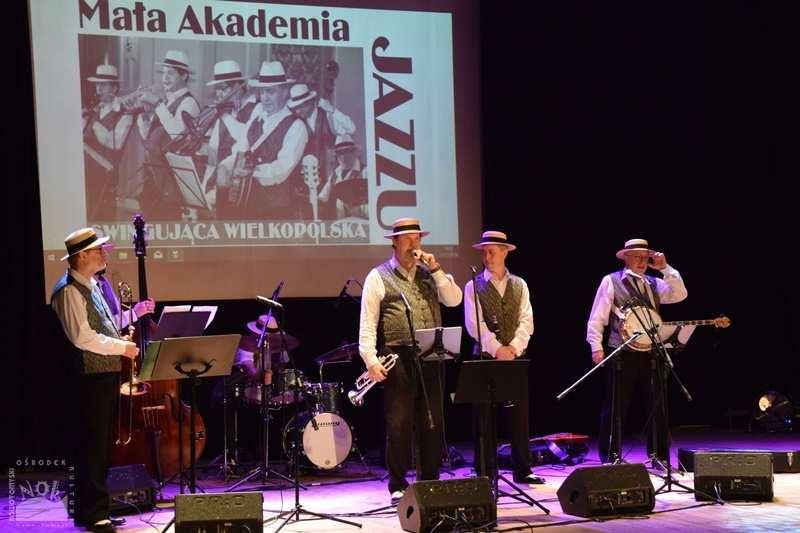 Koncert DIXI COMPANY (Poznań) Swingująca Wielkopolska - Mała Akademia Jazzu