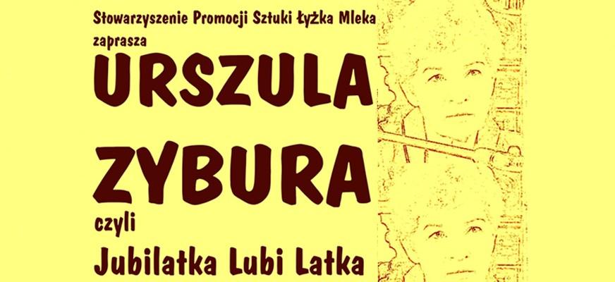 Spotkanie z Urszulą Zyburą