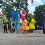 Teatr AKT (Warszawa) Parada otwarcia