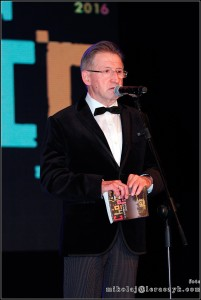 Jan Popis, dyrektor artystyczny festiwalu