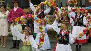 Swojacy z Moszczanki w obrzędzie