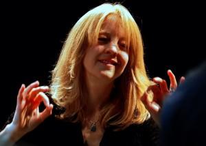 Maria Schneider, foto Arkady Mitnik