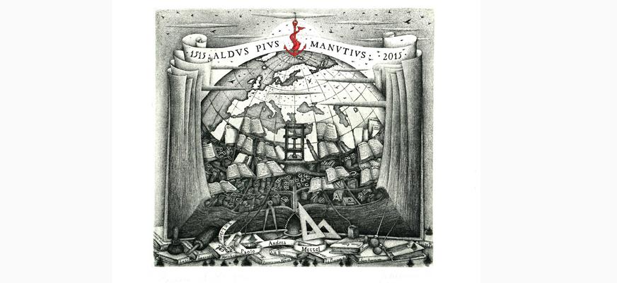 Galeria w Hallu. XVI Międzynarodowe Biennale Małej Formy Graficznej i Ekslibrisu – prace nagrodzone i wyróżnione.
