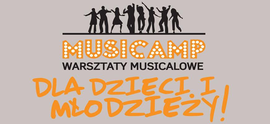 Warsztaty Musicalowe z MUSICAMP