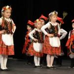 Przedszkolaki z Misia Uszatka z I nagrodą PYZA 2017 tańczą krakowiaka