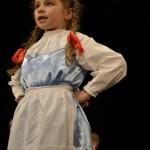 Dzieci z Publicznego Przedszkola w Opatówku bawią się po wielkopolsku - II nagroda