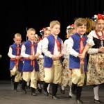 Niepubliczne Przedszkole Zielone Łąki w Kaliszu - tańce śląskie - III nagroda