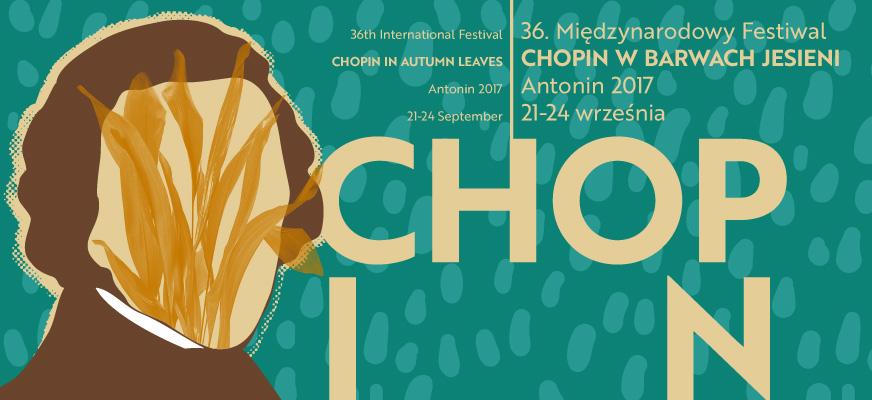 """36. Międzynarodowy Festiwal """"Chopin w barwach jesieni"""""""