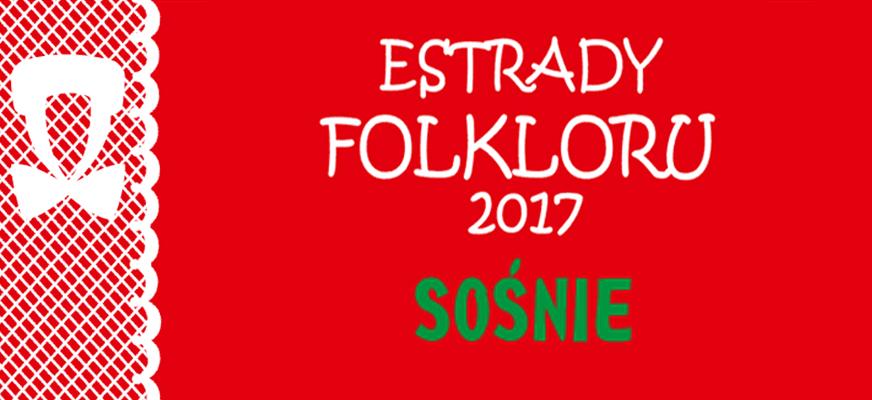 Leśna Estrada Folkloru w Sośniach
