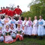 Zespół Tańca Ludowego Swojacy z Moszczanki