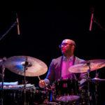 Quincy Davis, Aaron Diehl Trio (USA)