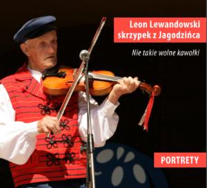 okładka płyty Leona Lewandowskiego