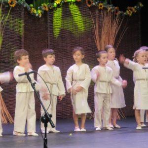Dzieci z PP Radość