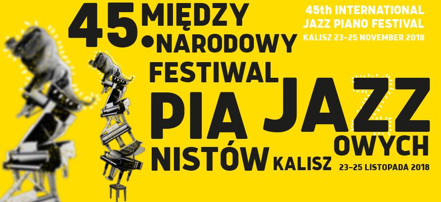45. Międzynarodowy Festiwal Pianistów Jazzowych