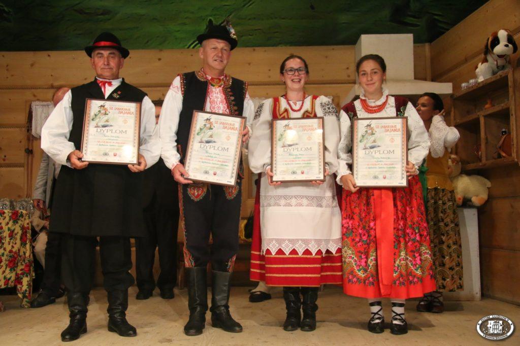 Lech Owczarek pierwszy z lewej