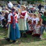 Zespół Folklorystyczny Snutki - grupa dziecięca