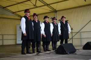 Zespół Folklorystyczny Doruchowianie - gr. męska