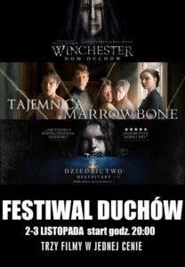 festiwal duchów