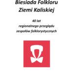 okładka folderu Biesiada Folkloru