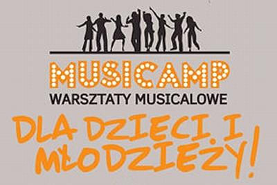 Warsztaty Musicalowe z MUSICAMP w CKiS @ ul. Łazienna 6