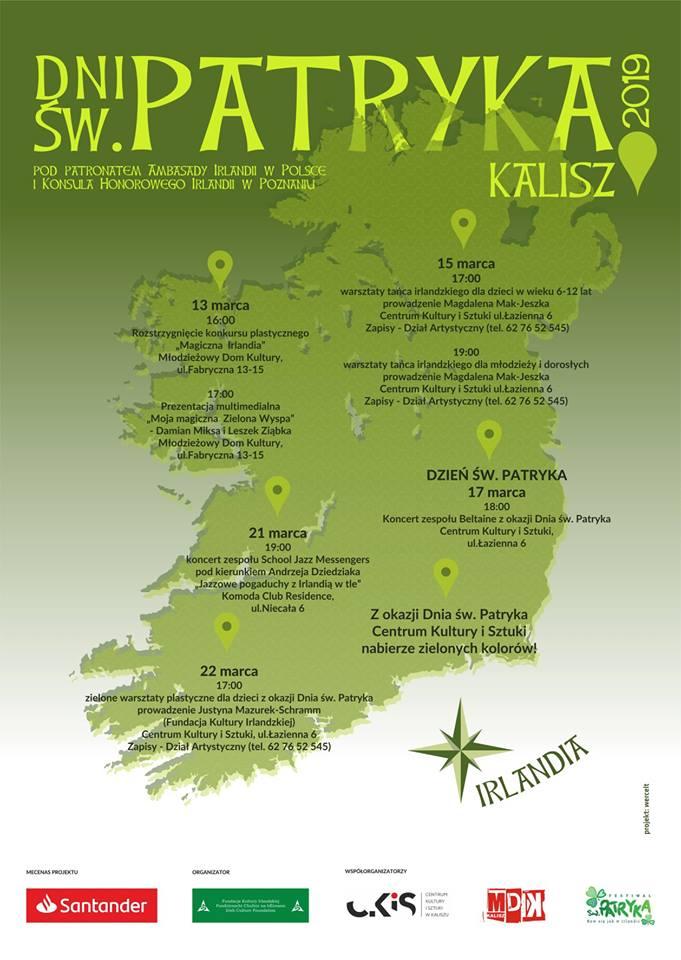 """""""Jazzowe pogaduchy z Irlandią w tle"""" w Komodzie @ ul. Niecała 6a"""
