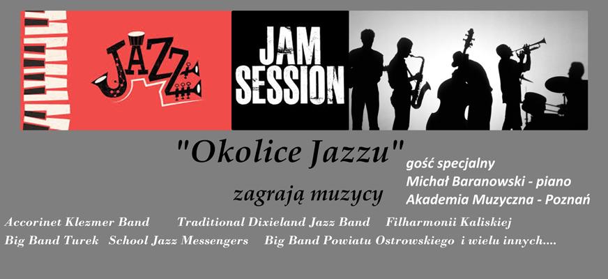 """Międzynarodowy Dzień Jazzu – Jazz Jam Session """"Okolice jazzu"""""""