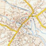 Verkehrsplan Kalisz 1939 (fragment) źródło http://igrek.amzp.pl/