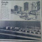 Osiedle FG, (XXV lecia PRL obecnie Serbinów) artykuł prasowy źródło Ziemia Kaliska 1965, nr 19.