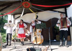 Estrada Folkloru w Sośniach 2010