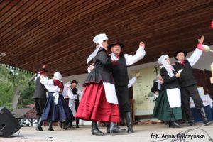 Głogowianie w tańcach i strojach z regionu
