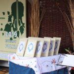 haftowane pamiątki z Sośni