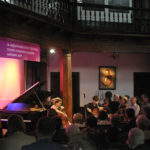 Koncert Kameralny Magdalena Bojanowicz - wiolonczela, Bartosz Koziak - wiolonczela, Radek Kurek - pianista
