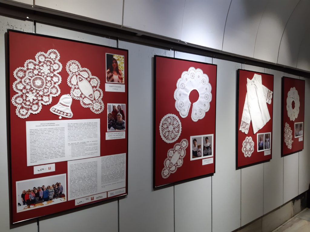 Wystawa snutki golińskiej