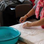 6. pranie i krochmalenie