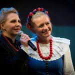 Anna Gałczyńska i Małgorzata Godorowska