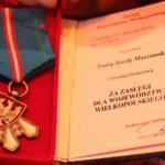 odznaka Józefy Marciniak