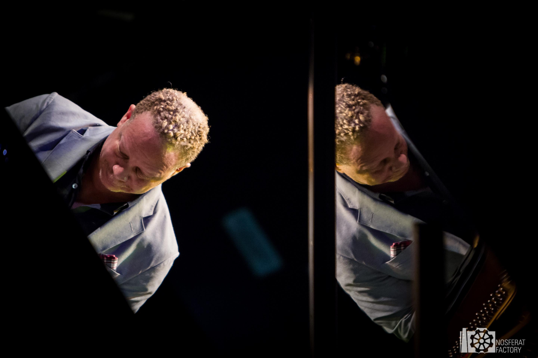 45. Międzynarodowy Festiwal Pianistów Jazzowych – Craig Taborn (USA) – foto Jakub Seydak