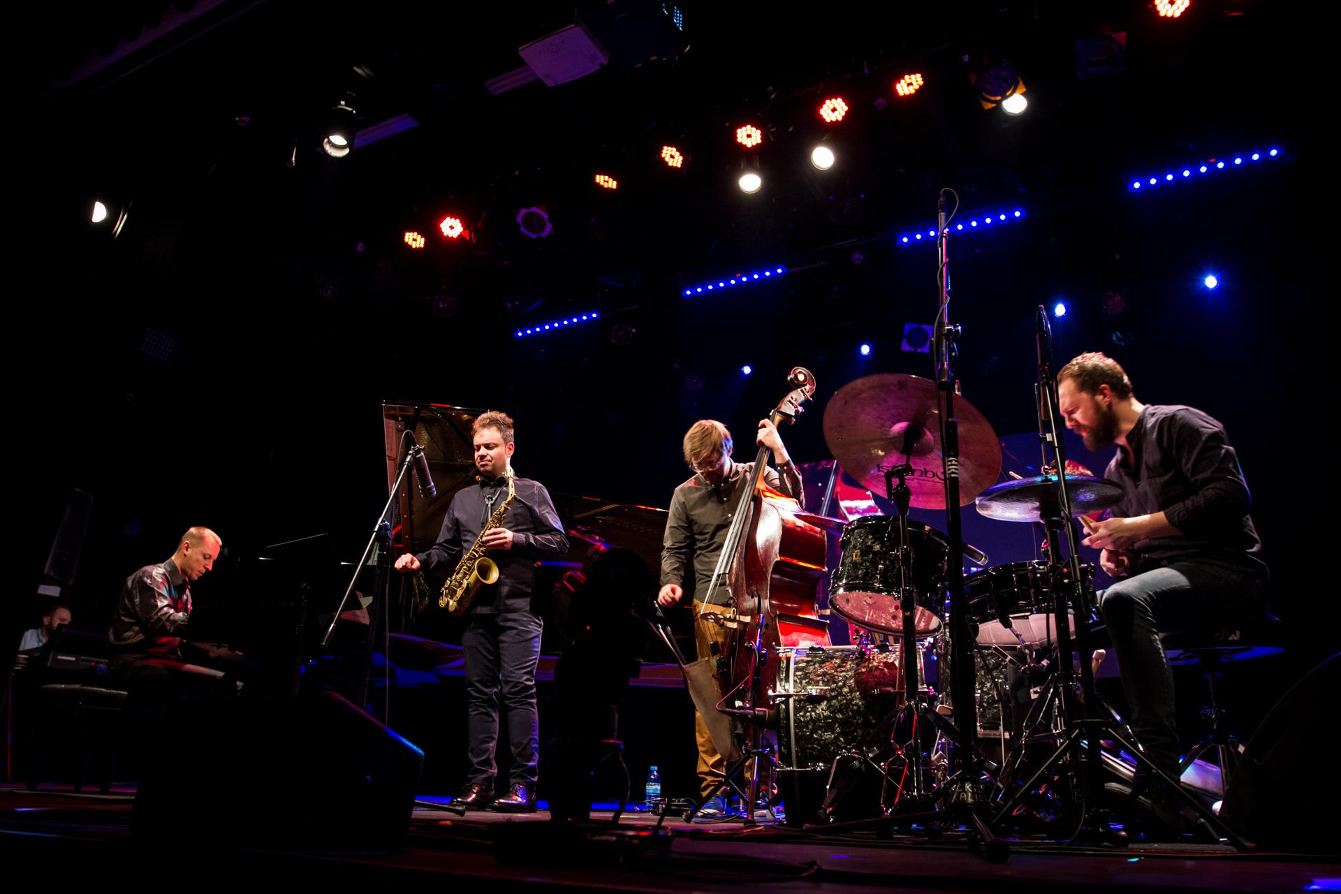 Maciej Obara Quartet, foto Jakub Seydak