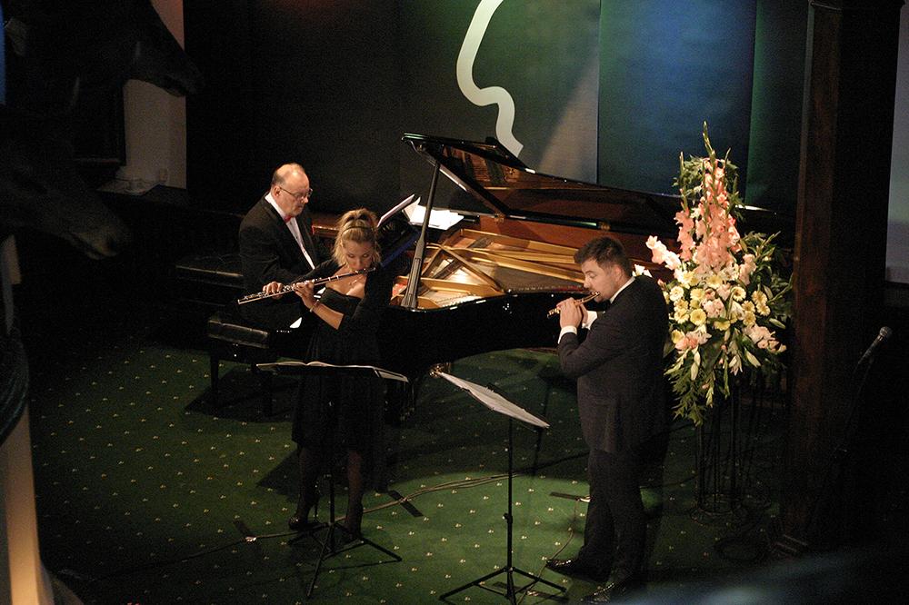 Koncert kameralny Artur Jaroń, Agata Kielar-Długosz, Łukasz Długosz