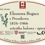 tablica Eleonory Bogaczowej z Pruszkowa