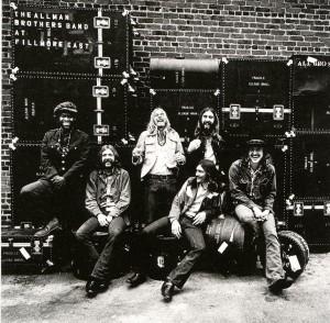 "na fot.: The Allman Brothers Band /""At Fillmore East""/ - za: wikipedia.org"
