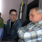 Sławek Pawliński i Iwona Pacholczyk instruktorka Ołoboku
