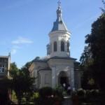 na fot.: Cerkiew p.w. św.Piotra i Pawła przy. ul. Niecała 1, zbudowana w roku 1920, stan obecny