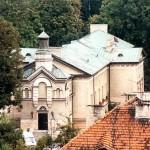 fot.: Budynek dawnej cerkwi garnizonowej św. Jerzego, obecnie Centrum Kultury i Sztuki w Kaliszu