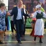 taniec chodzony
