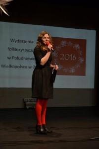 Anna Gałczyńska, instruktor ds. dziedzictwa kulturowego CKiS