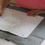 rysowanie wzorów