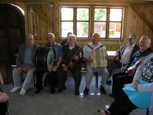 Kapela Brzeziny na Warsztatach 2015